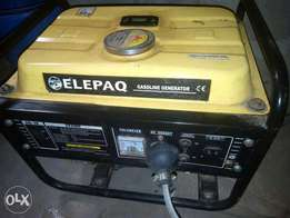 Neartly used generator for sale at good price.