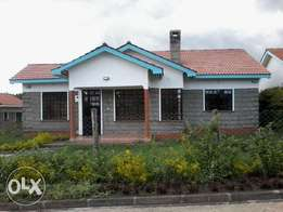 Ngong elegant 3 br bungalow for sale