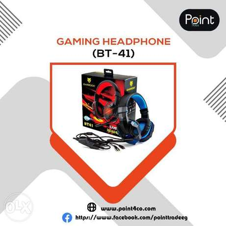 gaming headcphone BT-41