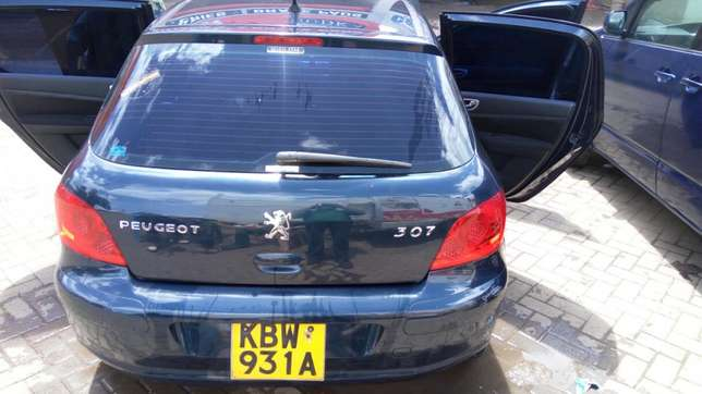 Peugeot 307 for Sale Kilimani - image 2