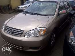 Clean Toyota corolla for sale 2006