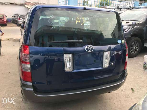 Toyota Succeed Tx G package Mombasa Island - image 1