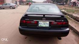 Clean Registered 1999 Toyota camry