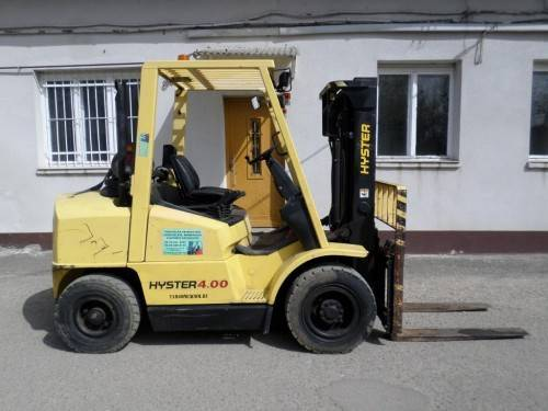 Hyster H4.00xm - 2000