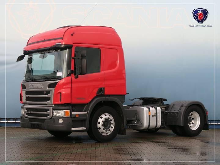 Scania P410 LA4X2MNA - 2014