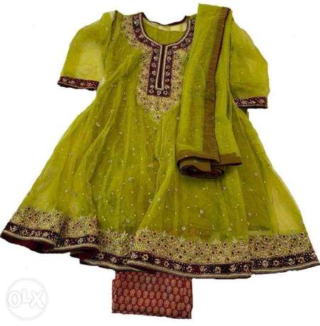 Party Indian/Pakistani Dress New