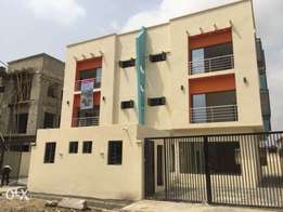 Affordable four bedroom semi detached duplex for sale Agungi lagos