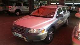 Volvo xc70 2.5 a/t