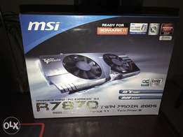 MSI R7870 Twin Frozr lll 2GD5 Graphics Card