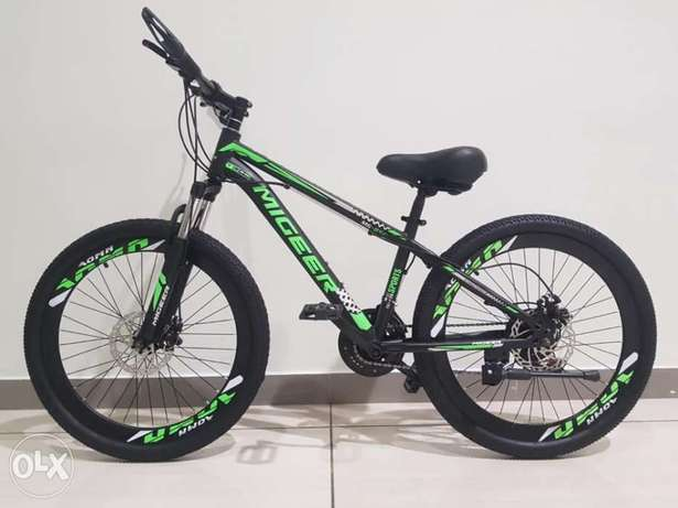 New Pieces Available - MIGEER Brand - 24 Inch Bike Cycle Bicycle
