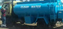 Supply of soft safe clean water