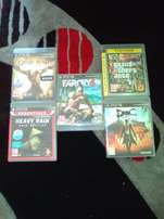 5 PS3 Games for R300