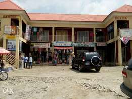 A very good shop for sale at Kubwa very close to Army Scheme.