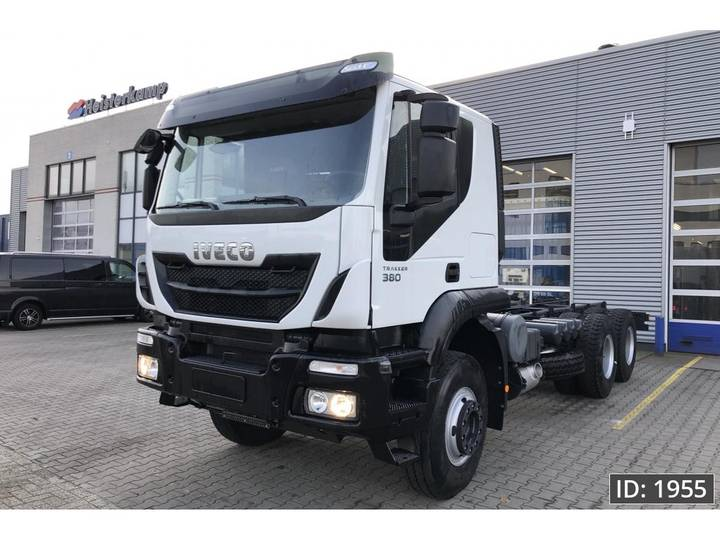 Iveco Stralis AT380T38 Active Day, Euro 3, NEW TRUCK!! Producti... - 2017