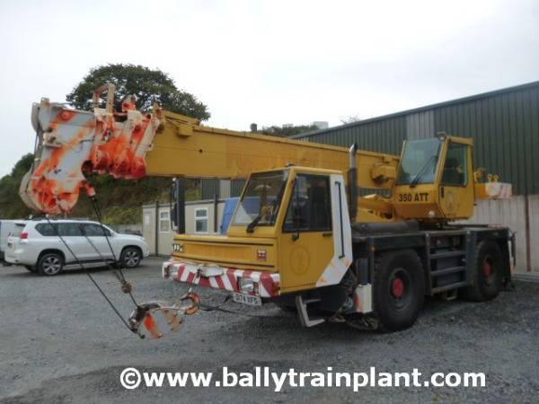 PPM 350 Att All Terrain Crane - 1999 - image 2