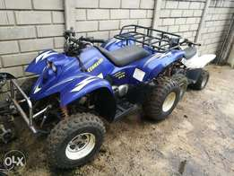 Quad bike commando 250