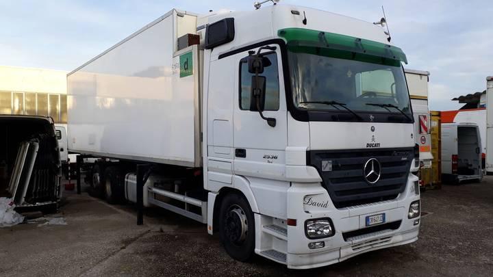 Mercedes-Benz ACTROS 2536 - 2004