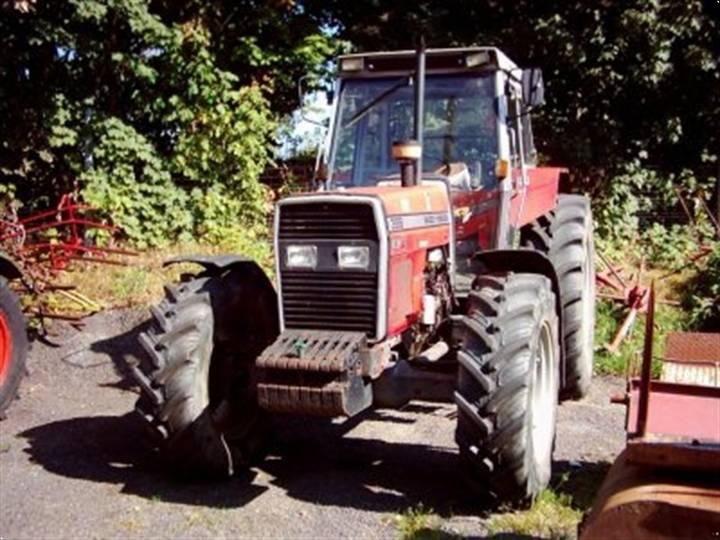 Massey Ferguson 399 - 1992