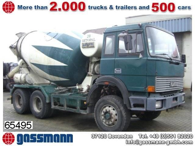 Iveco 260 -25 ahb 6x4 - 1993