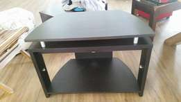 small black TV stand, Nelspruit, R350