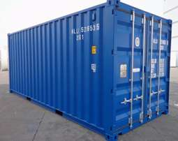 New 20ft Shipping Container Vat Free