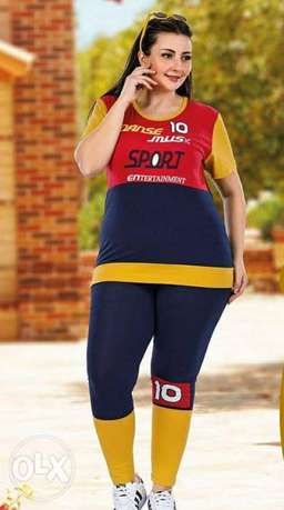 WEEKEND holiday and Gym wear for plus size from size 14 onwards Lanet - image 4
