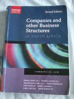 Companies and other business structures in south Africa 2nd edition