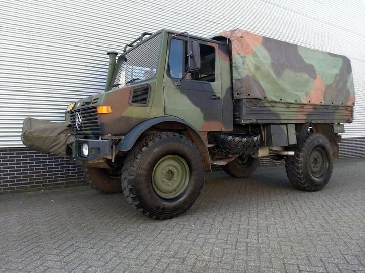 Unimog 435 1300L - 1982