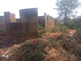 2 uncompleted building in Benin City