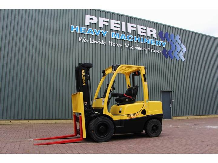 Hyster H3.5FT - 2018