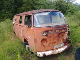 Vw kombi..(rare find)