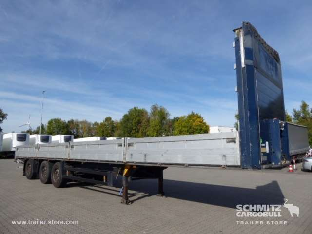 Schmitz Cargobull Curtainsider Bordwandsider - 2006