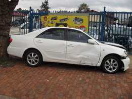 Toyota New Shape Camry-Now Stripping For Spares