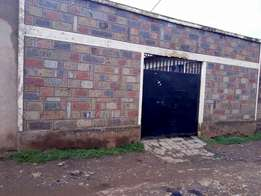 Rental houses for sale in Mwanzo, Eldoret.
