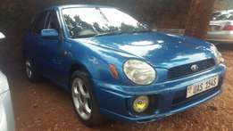 Subaru impreza UAS in a perfect condition for sale