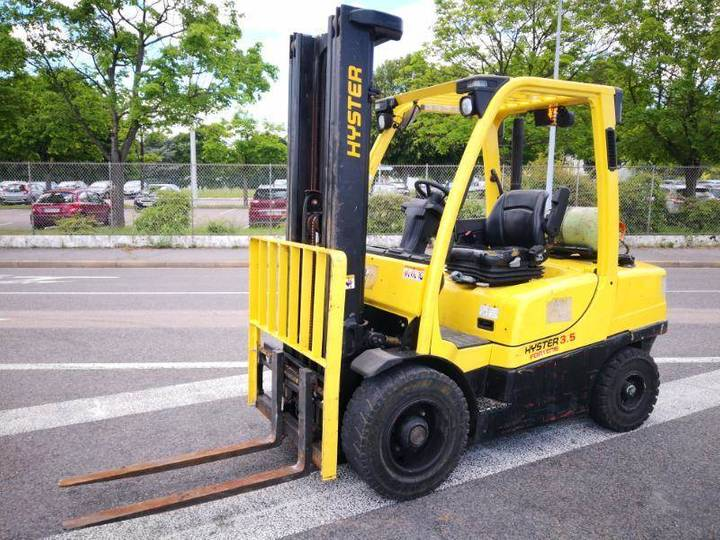 Hyster H3.5ft - 2011