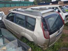Nissan X-Trail Striping for Spares
