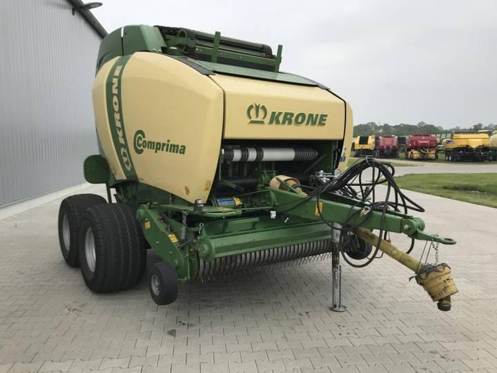 Krone Comprima V 180 XC - 2015