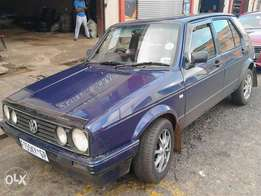 20006 vw citi golf 1.4sport for sale
