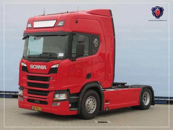 Scania R500 A4X2NA | PTO | Navigation | New Generation - 2017