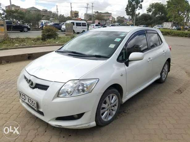 Toyota Auris 2008 model in good condition, buy and drive Embakasi - image 1