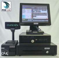 HP Touch screen point of sale POS System