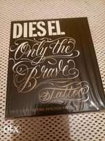 Diesel Only the Brave Tatoo cologne!