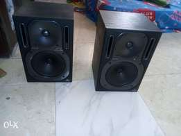 Behringer truth speakers B2030A
