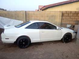 HONDA ACCORD COUPE 1999 model, factory fitted AC,Alloy wheel and DVD