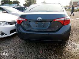 Very clean and neat 2014 Toyota Corolla