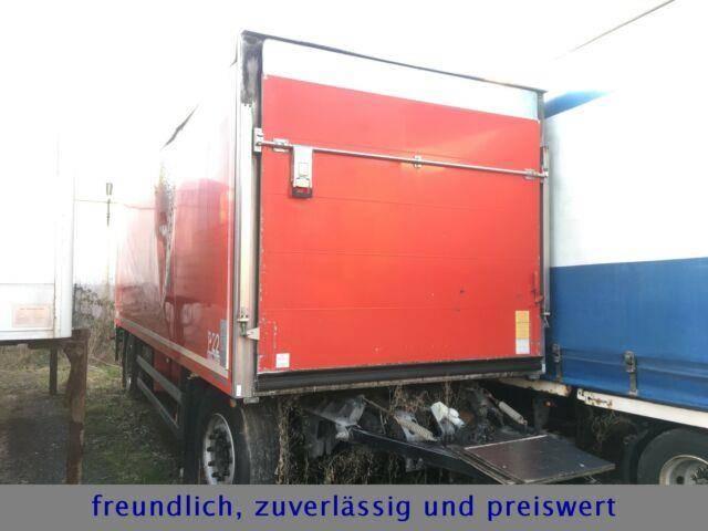 Schmitz Cargobull AKO 18 * CARRIER SUPRA 850 * BRANDSCHADEN * - 2012