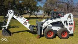 Bobcat For Hire.