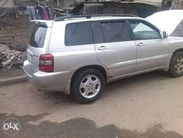 Toyota Highlander 2005 in perfect condition