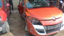 Stripping for parts Renault Megane 3 2011 1.4